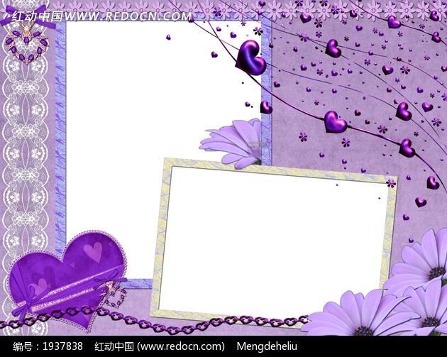 紫色小清新边框素材; 背景是紫色的图片紫色图片背景粉紫色背景