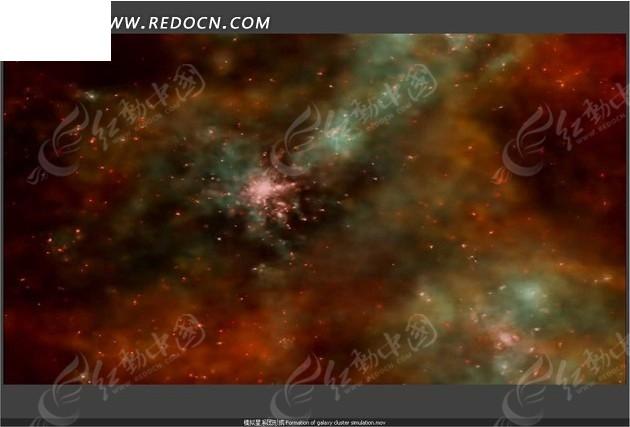 璀璨星空科普图片