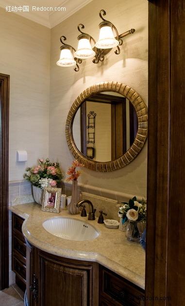 免费素材 图片素材 环境居住 室内设计 洗手台