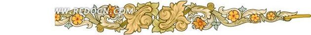 植物花纹花朵图案图片