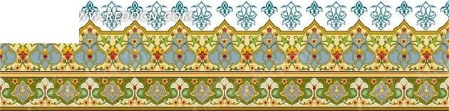传统花纹纹样图案
