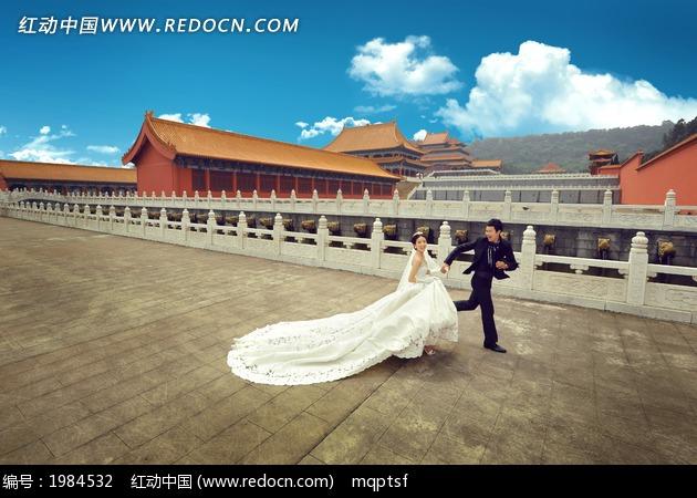 南海影视城外景婚纱写真素材图片免费下载 编号1984532 红动网图片