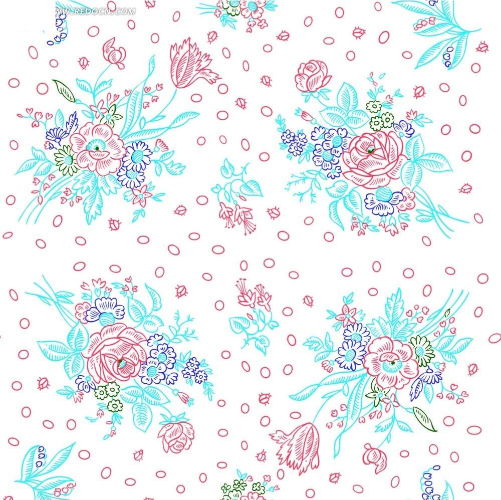 牡丹花叶子矢量图 牡丹叶子的画法中国画荷花的画法简笔画 高清图片