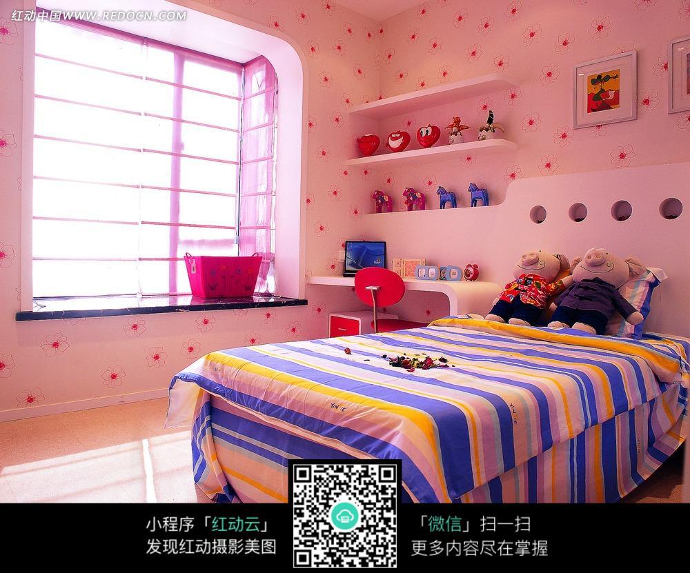 背景墙 床 房间 家居 家具 设计 卧室 卧室装修 现代 装修 1000_831