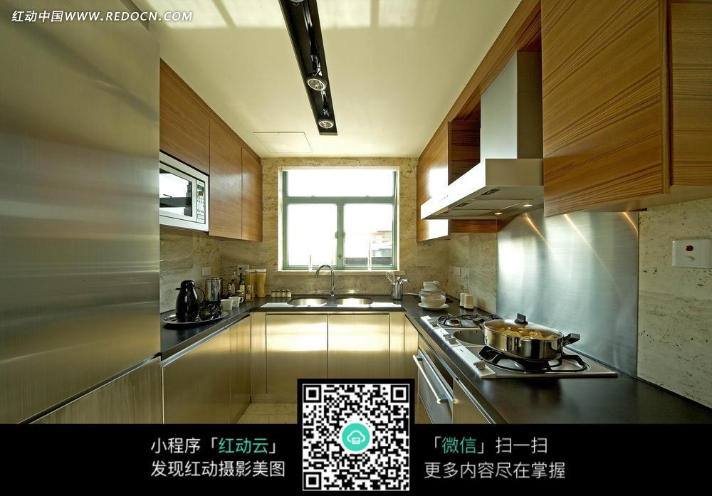 免费素材图片环境素材居住室内设计橱柜内的现代姓氏和厨房请您十字绣灶具设计字体简图片