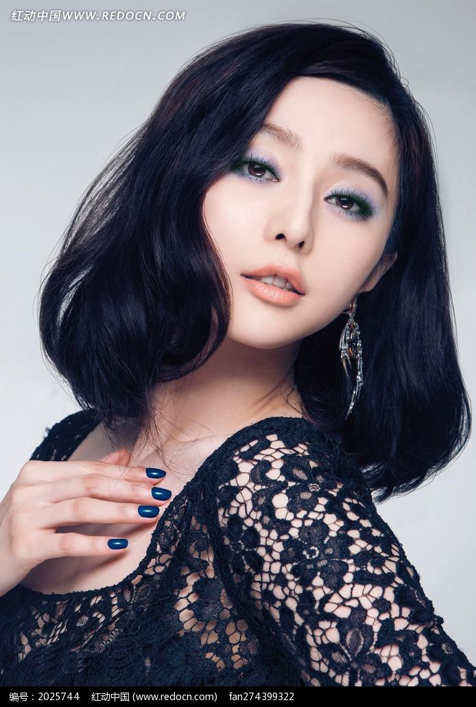 中国美女 明星 美女 范冰冰 特写 名人 名人图片 人物素材 摄影图片
