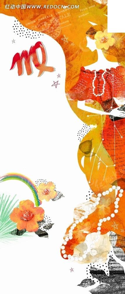 江南水乡水彩画 江南诗意水彩画 山水水彩画 卡通房屋水彩画 简约水彩