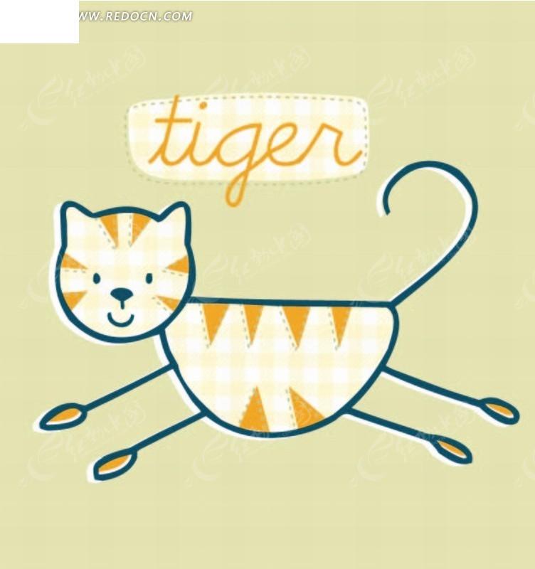 英语图片手绘动物图片