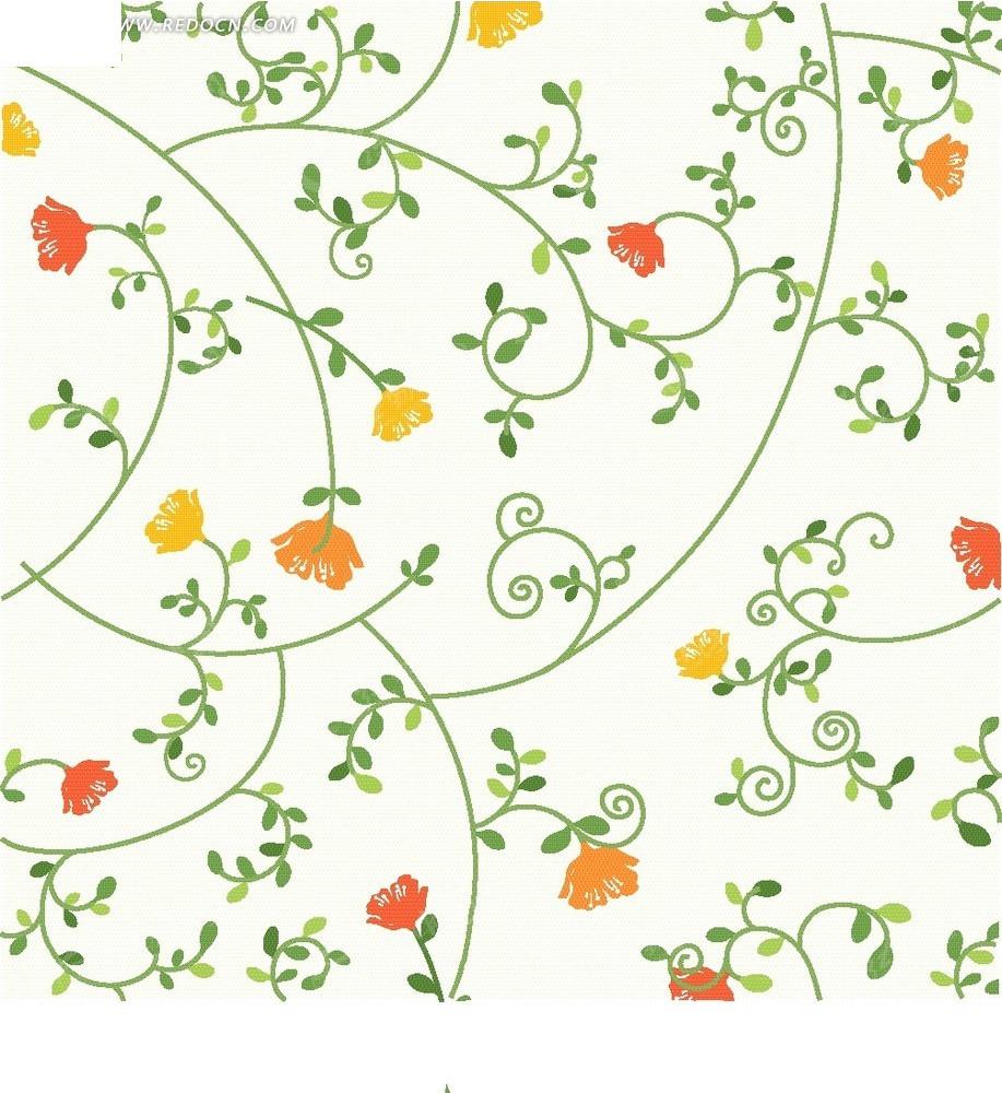 柳树手绘效果图
