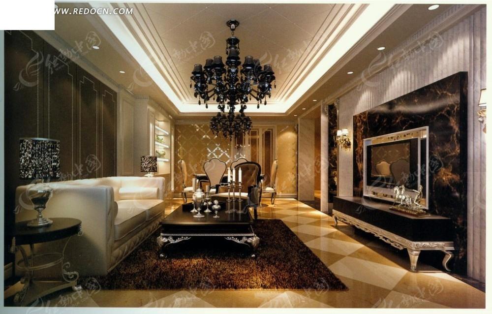 贵族欧式室内设计