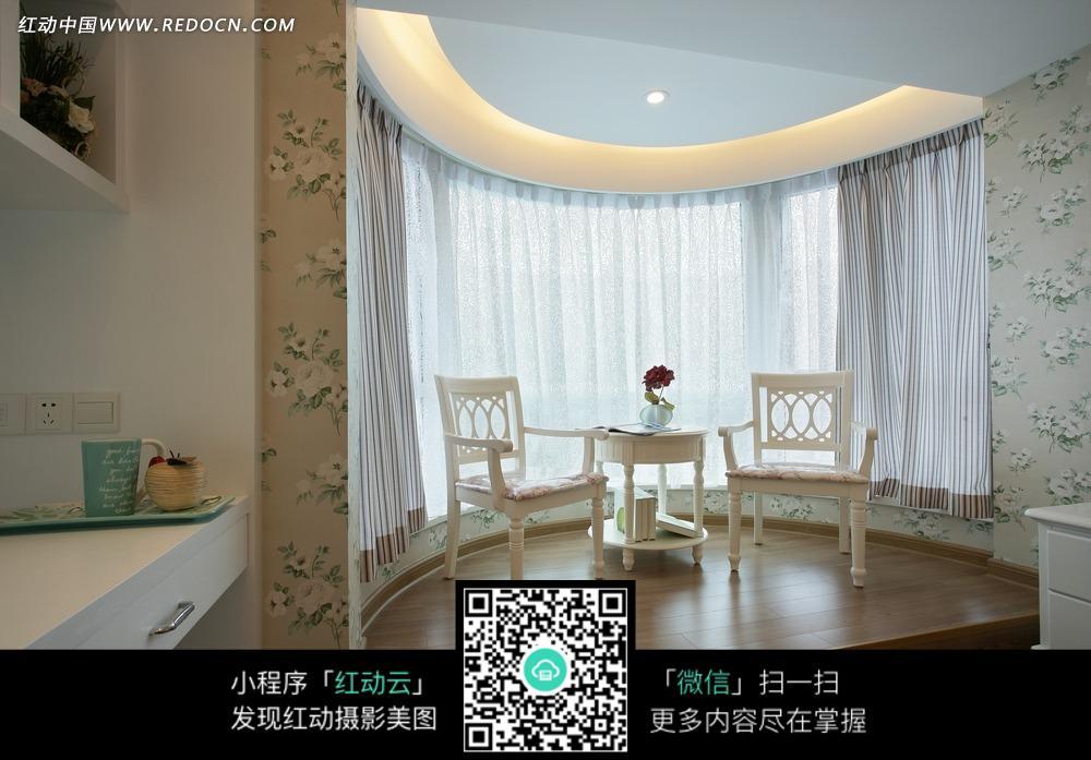 免费素材 图片素材 环境居住 室内设计 时尚家居阳台格局效果图  请您