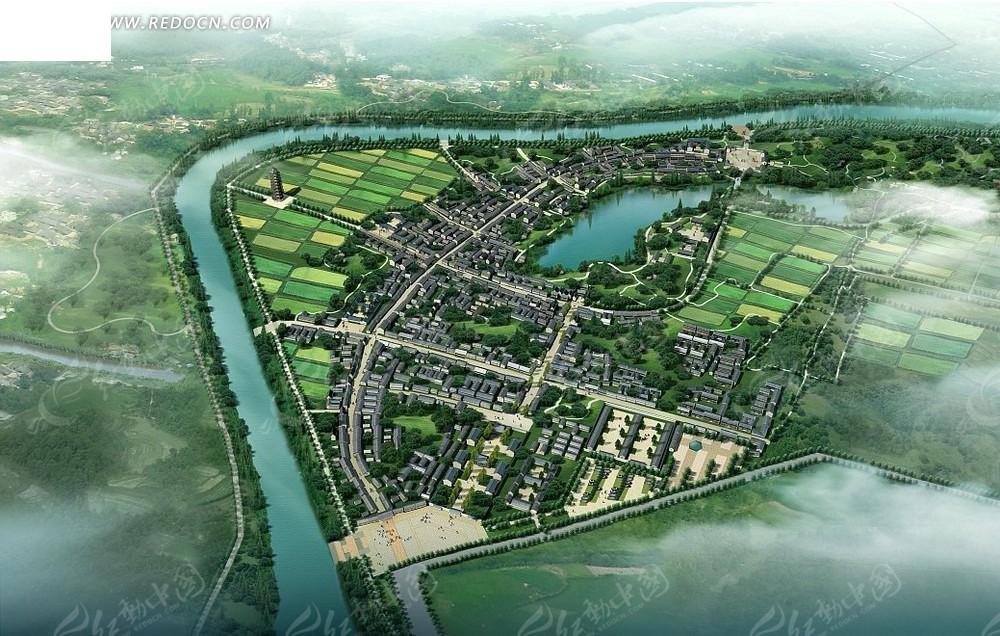 哈师大江南校区平面手绘图