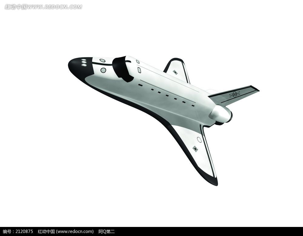 3d航天飞机 运载火箭 卡通航天飞机  太空图片 科技图片 摄影图片图片