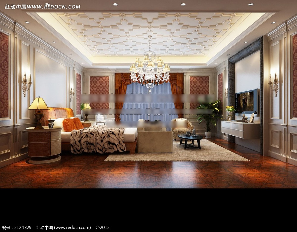 max  家装效果图  室内设计  室内设计平面图  照片级  装修效果图