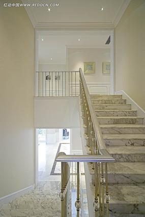 楼梯石材装饰效果图图片免费下载 编号2125511 红动网