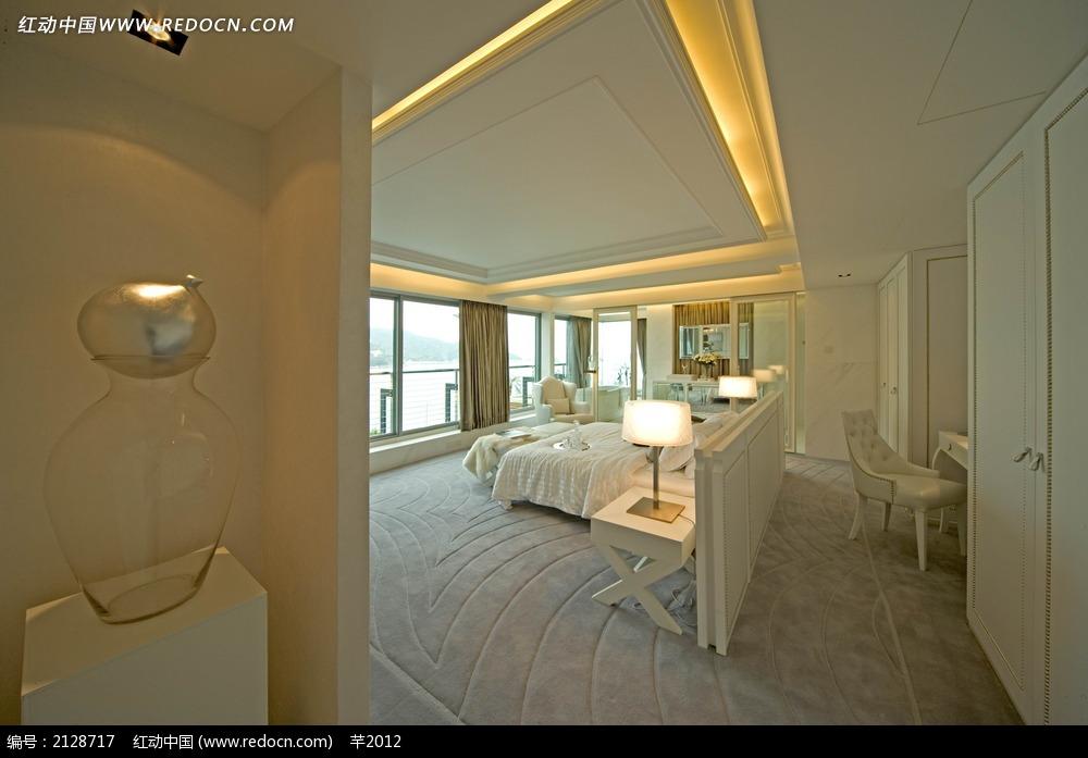 卧室吊顶装饰效果图