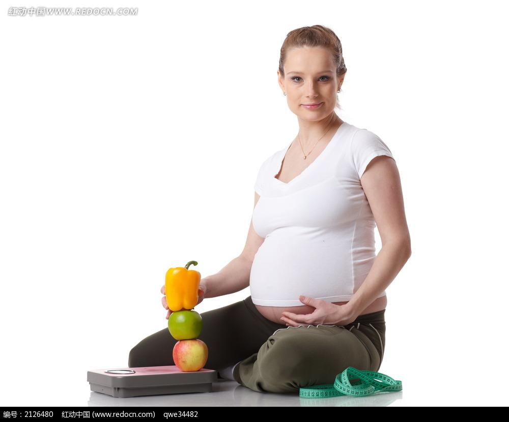 孕妇营养膳食健康主题