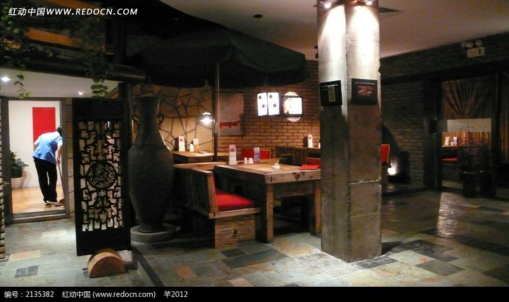 免费素材 图片素材 环境居住 室内设计 酒吧负一层装饰效果图