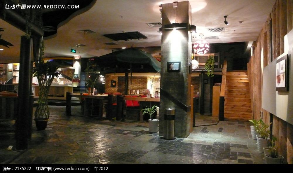 免费素材 图片素材 环境居住 室内设计 酒吧全景效果图素材  请您分享