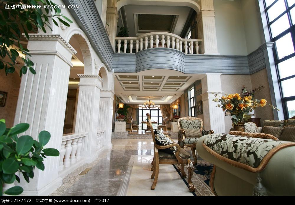 宫殿式别墅设计图图片