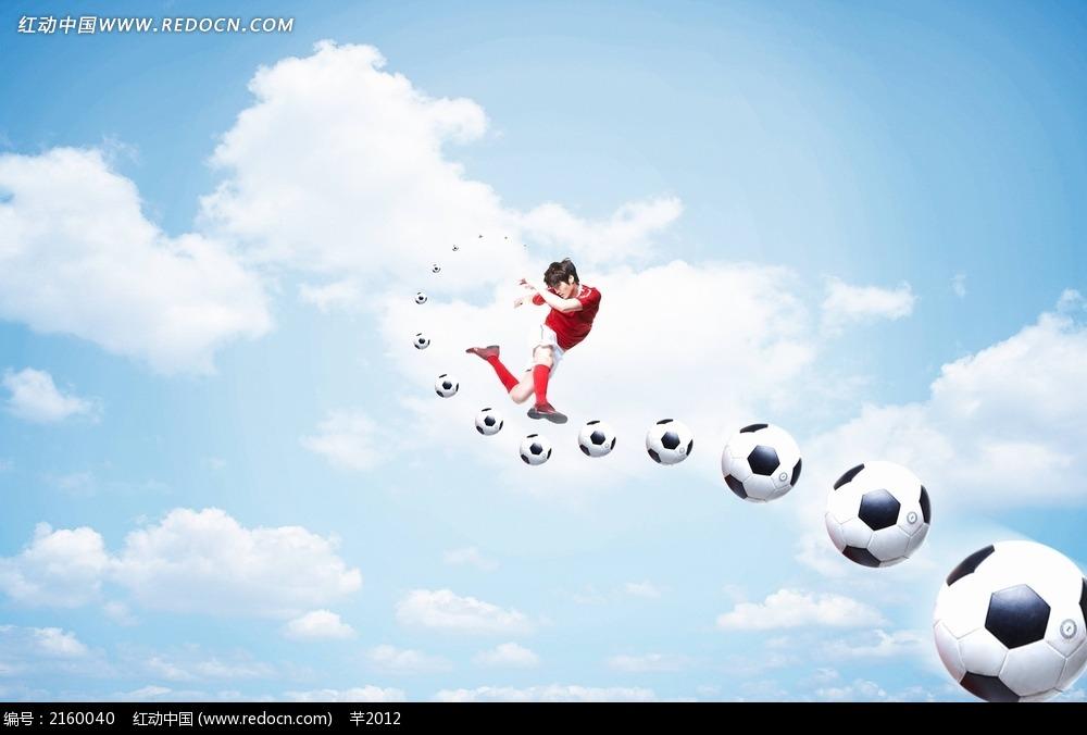 足球海报素材_足球海报设计元素素材公社tooopencom