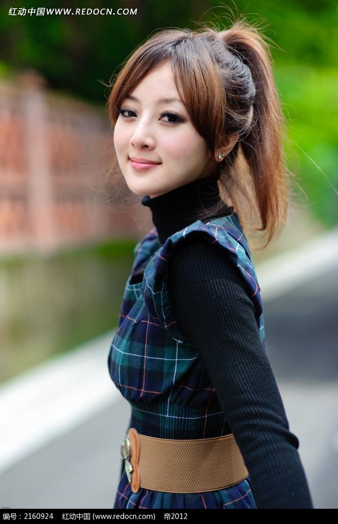 女人�z(�_清纯的美女写真摄影图片_女性女人图片