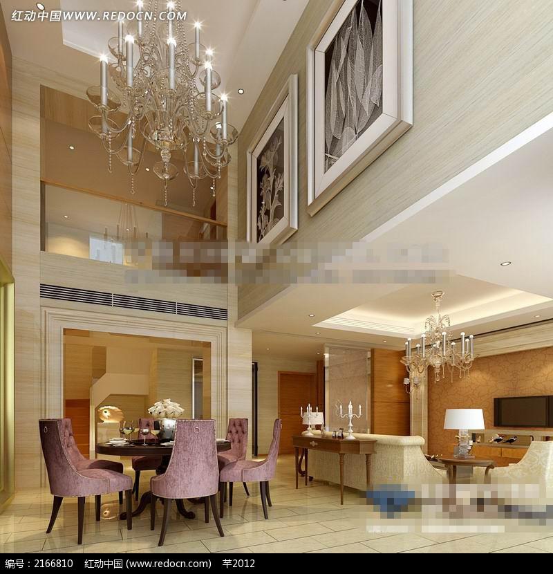 室内设计效果图 卧室效果图