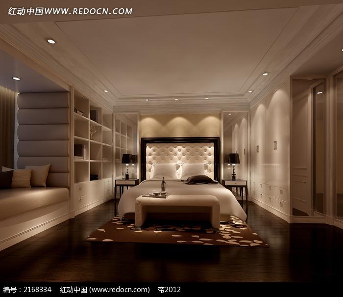 欧式造型卧室效果图片图片