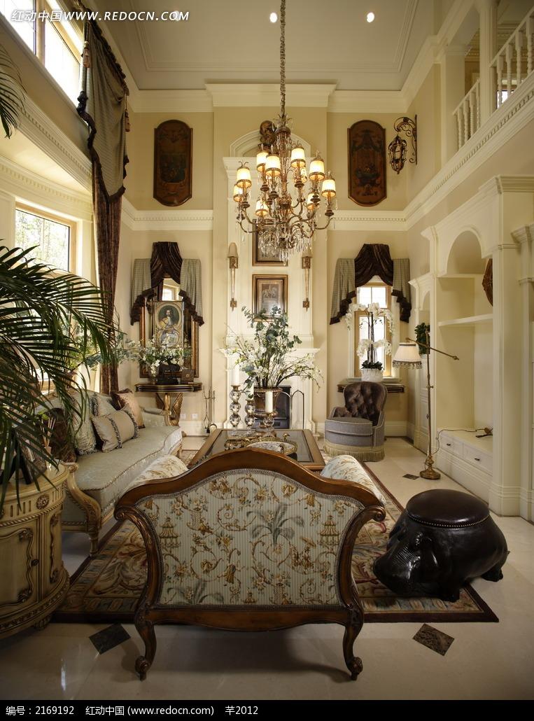 古典欧式室内装修