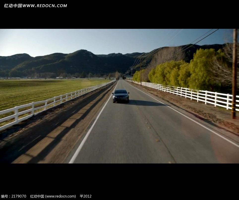lincoln 林肯 汽车 广告 steer the script 视频素材高清图片