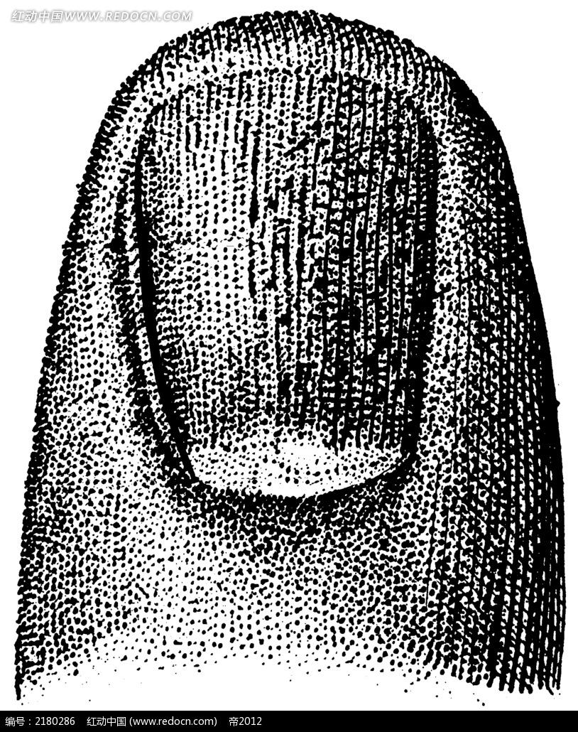 人体手指头手绘插画jpg_人体器官图片