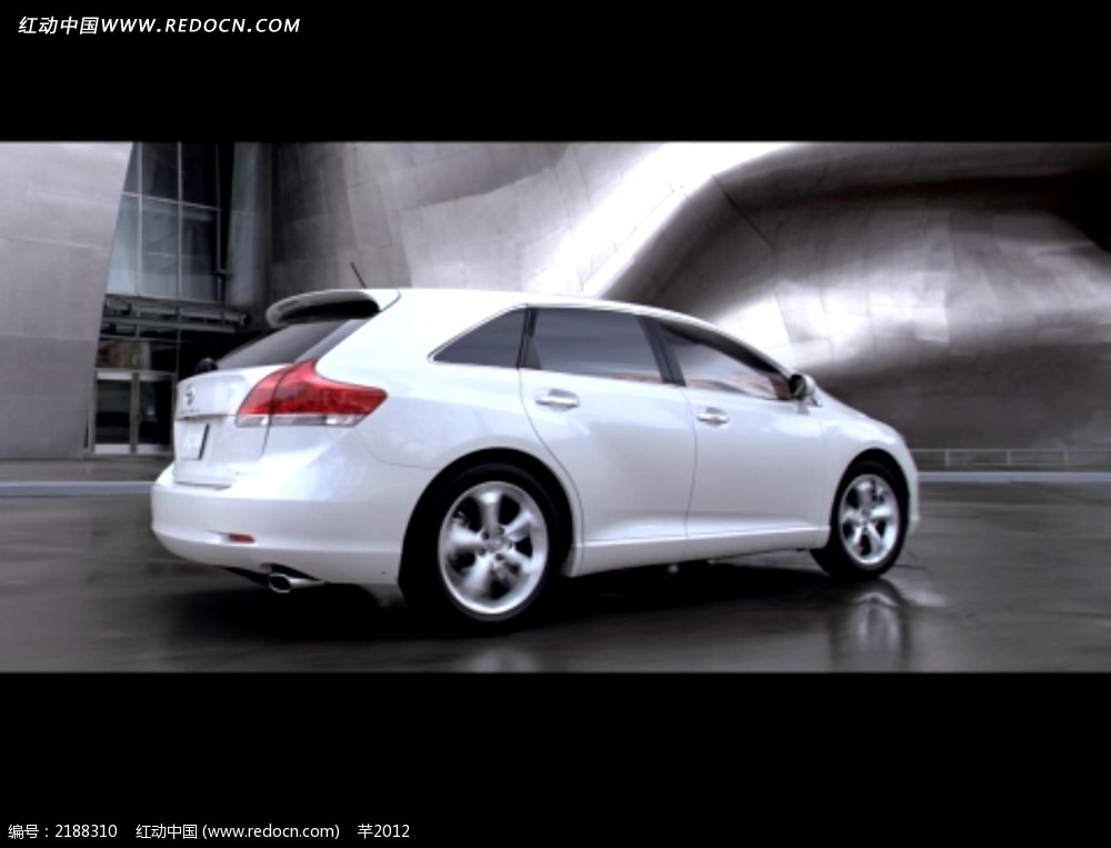 汽车广告视频