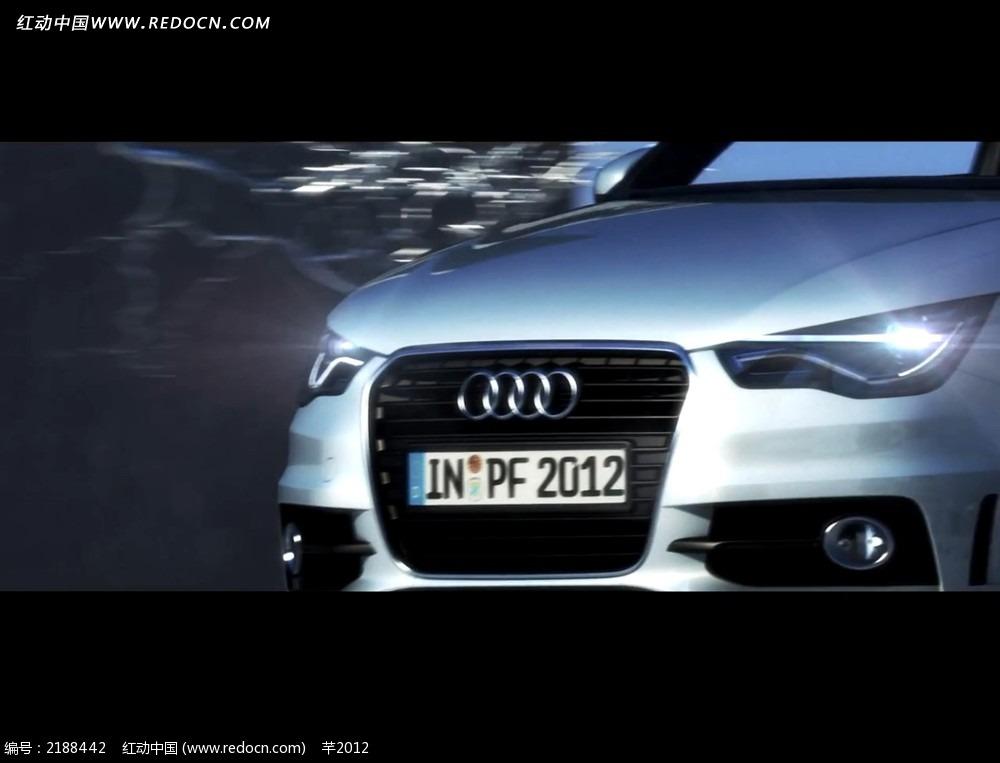 奧迪汽車廣告視頻