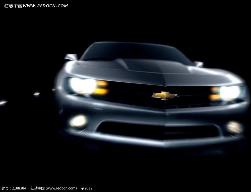 雪佛兰跑车广告视频
