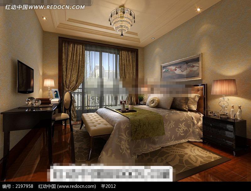 欧式装修造型卧室效果图片图片图片