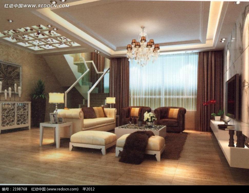 客厅装修效果图图片