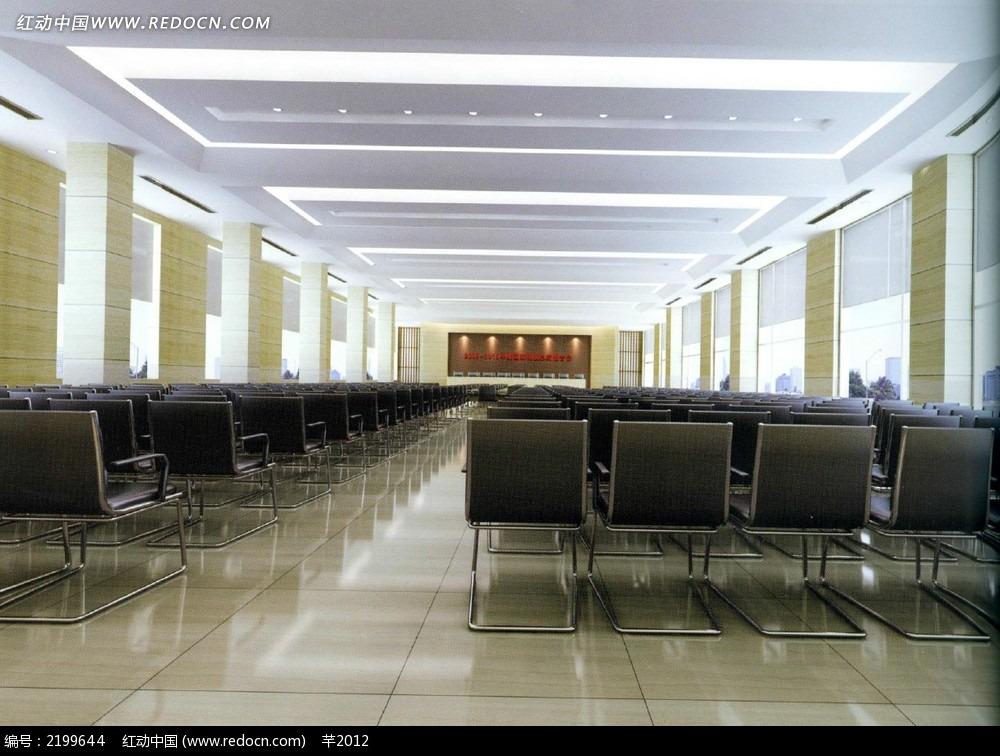 大型会议室装修图片