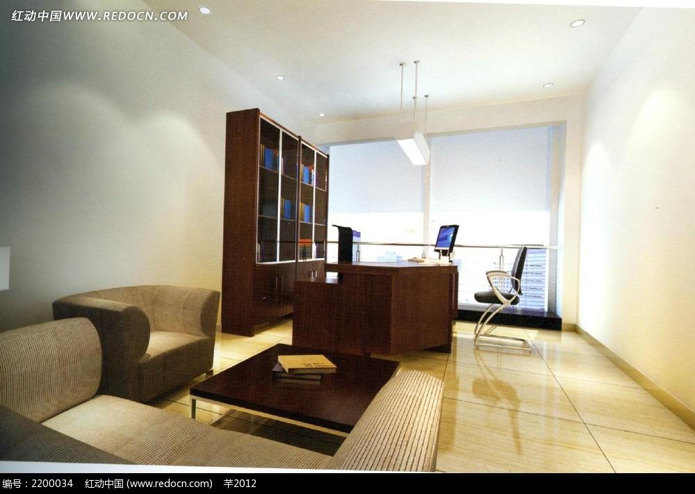 设计 环境设计 室内设计 max格式 3d文件 办公室 效果图 总经理 设计
