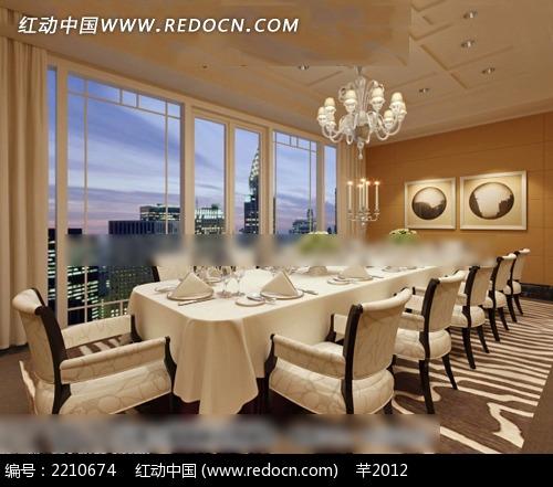 免费素材 3d素材 3d模型 室内设计 家庭餐桌效果图  请您分享: 红动网
