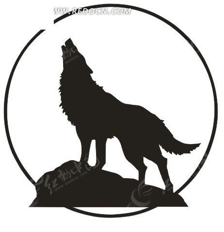 免费素材 矢量素材 生物世界 陆地动物 夜月孤狼  请您分享: 素材描述