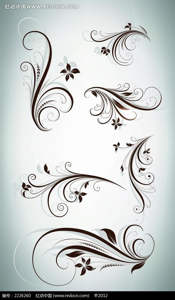 简洁花纹边框-边框花纹手绘小清新,花纹边框素材,好看的边框花纹手绘