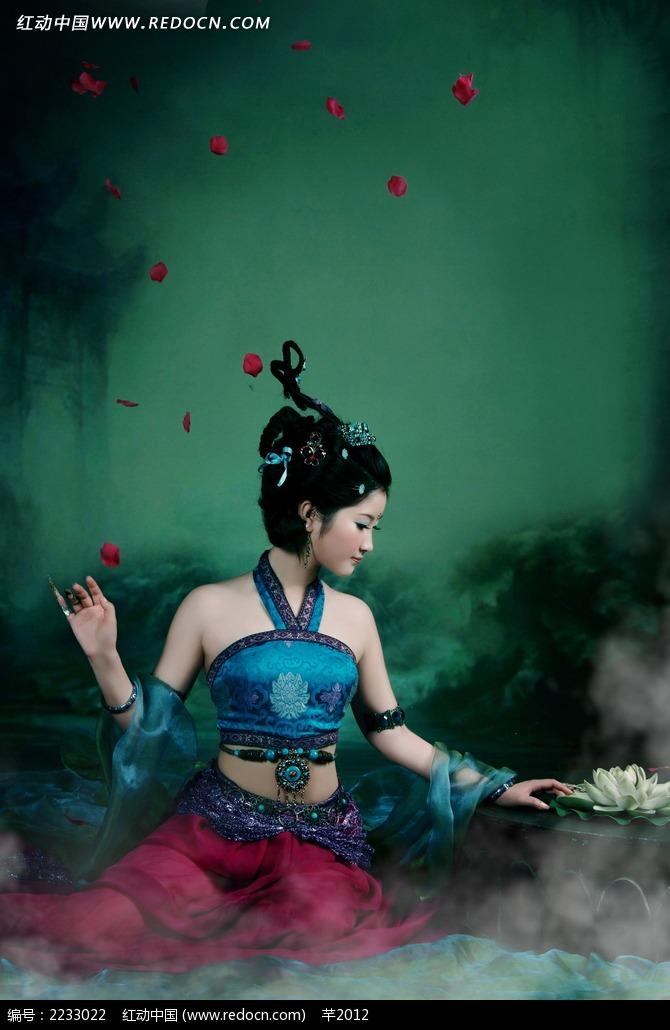 古装仙女摄影