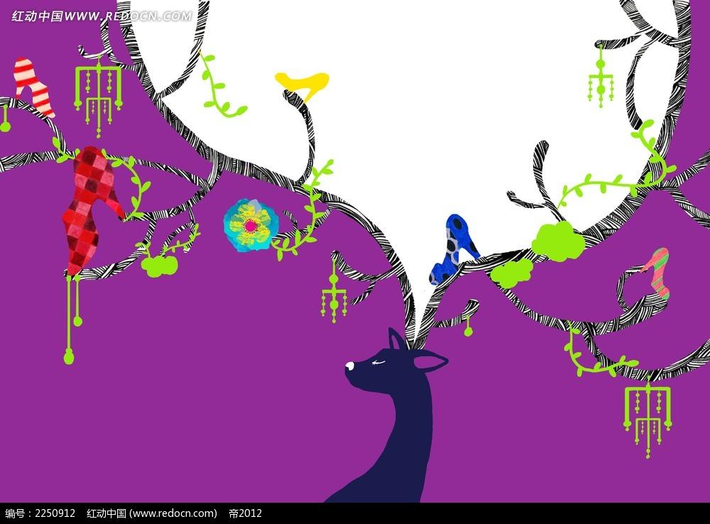 卡通世界海报背景素材psd免费下载