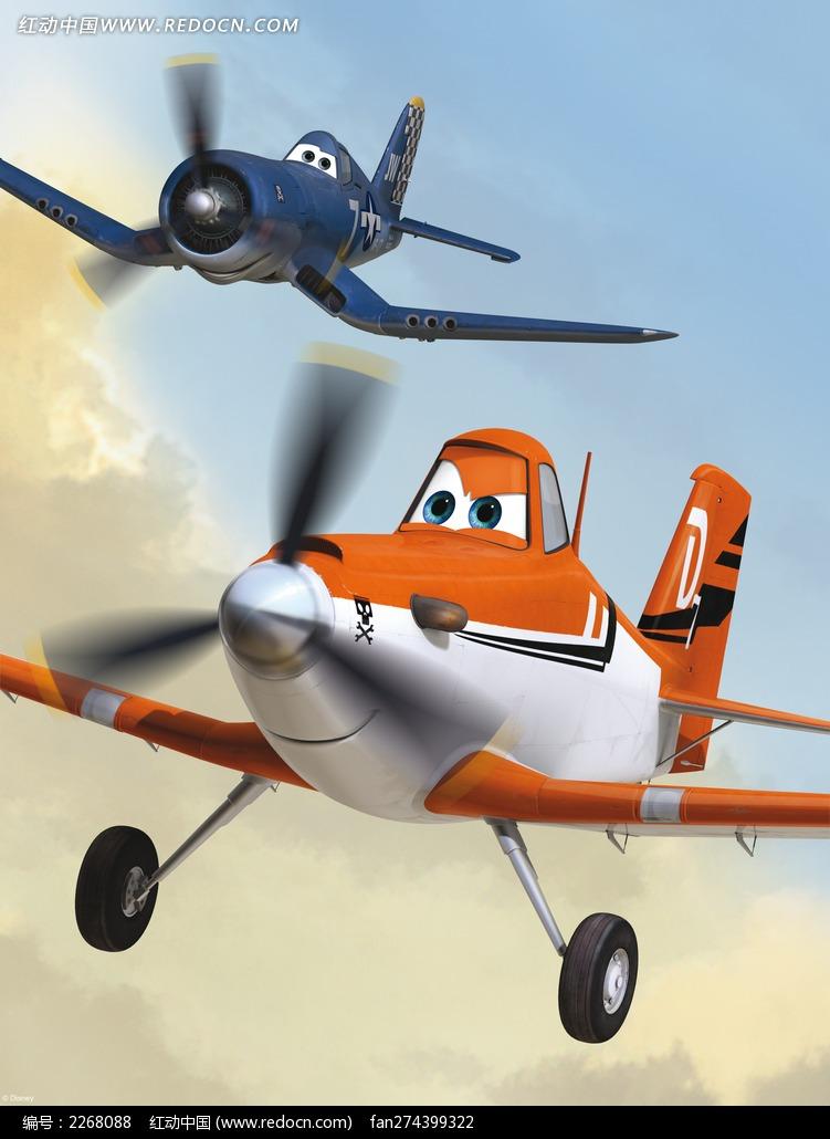 飞机总动员-老式飞机图片