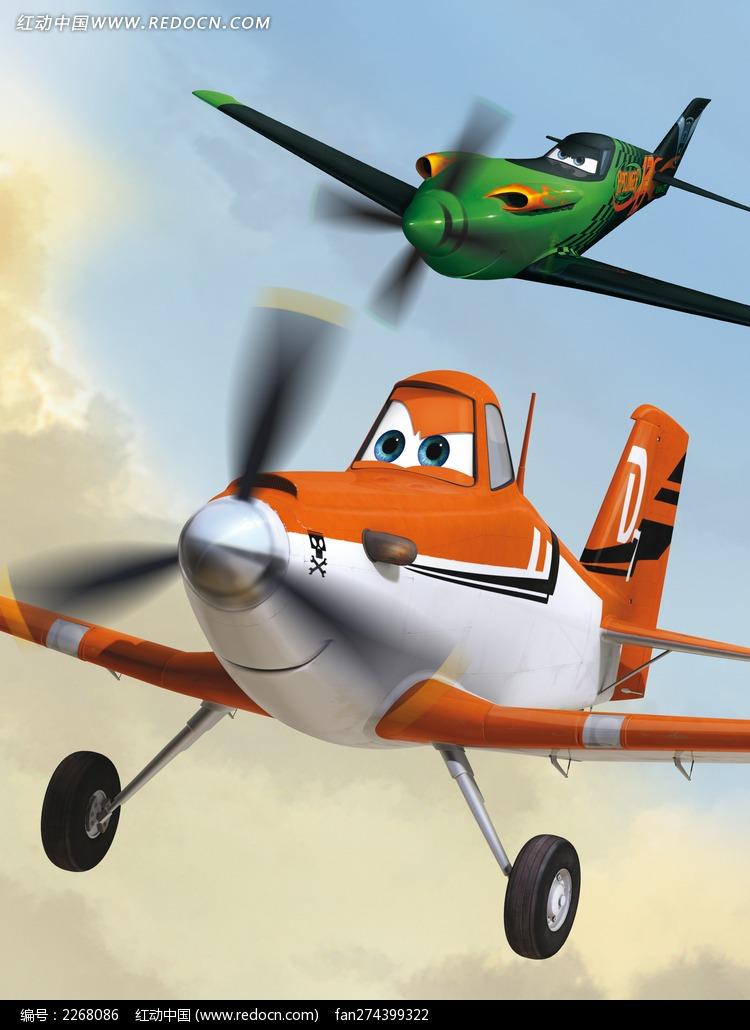 飞机总动员-空中飞机图片