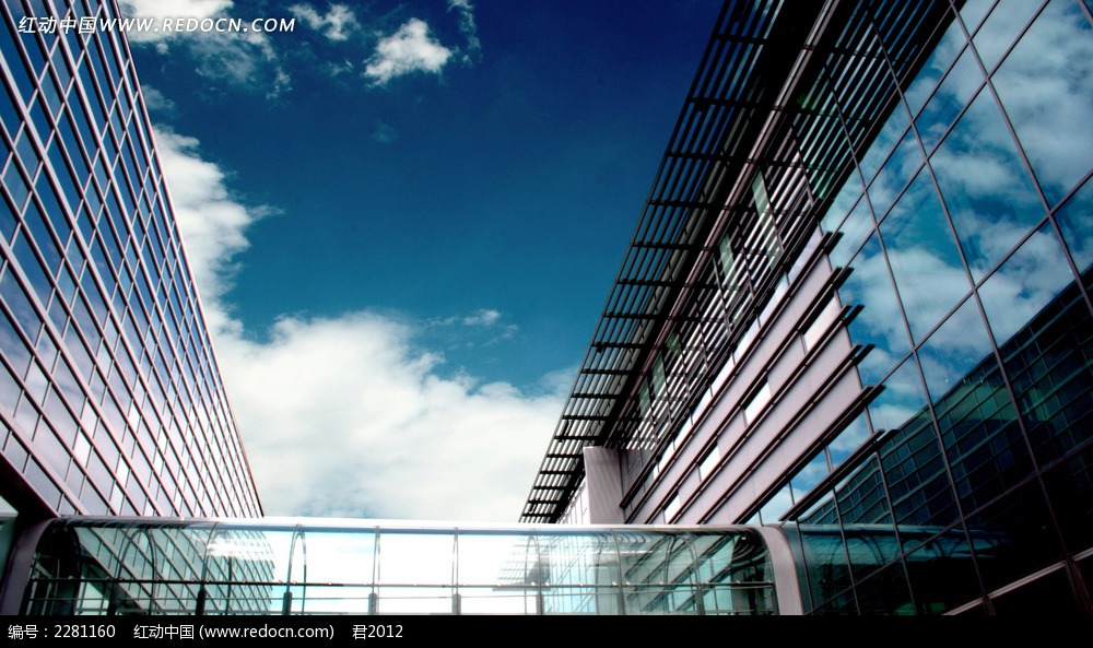 澳门连廊建筑高清摄影图图片