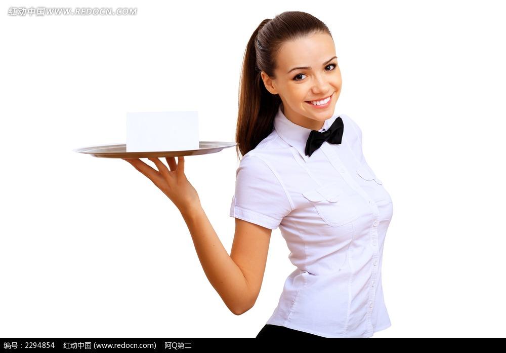 服务生美女图片 女性女人图片 1000