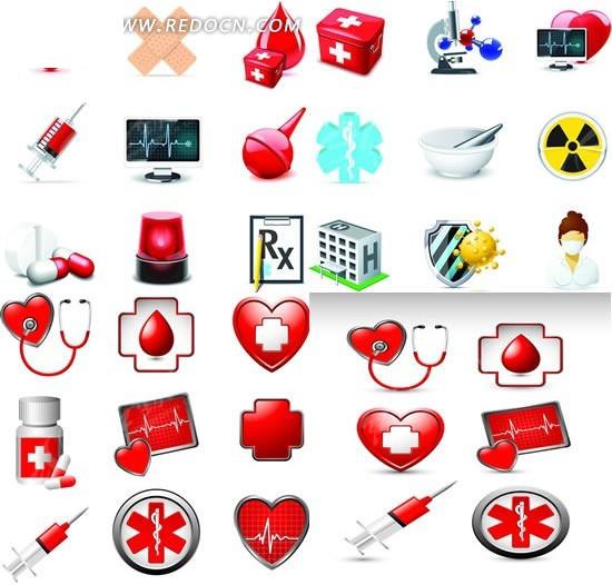 医院医疗行业标识标志