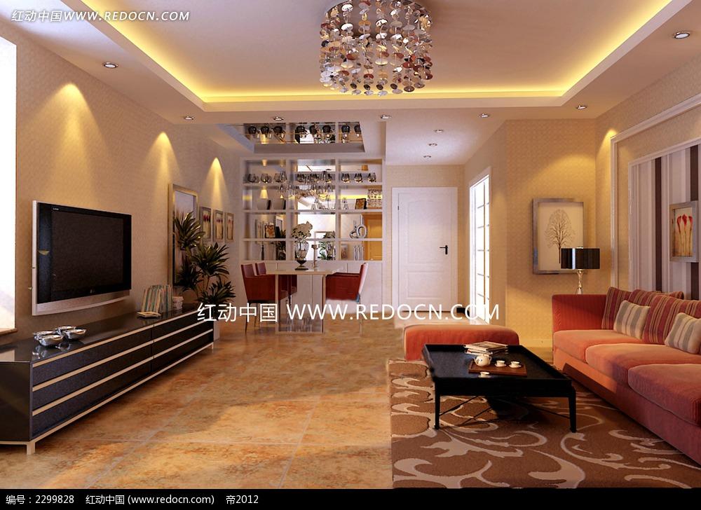 家具客厅装修效果图图片