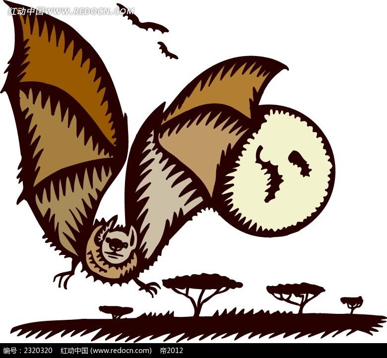 动物插画 矢量动物 手绘彩色插画 宠物 矢量动物素材 卡通动物 矢量